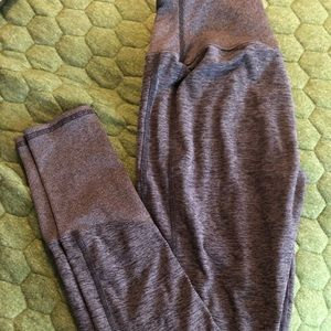 Alo Yoga gray lounge legging